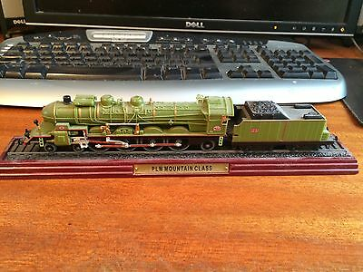 Atlas Editions PLM Mountain Class Model Train Including Booklet