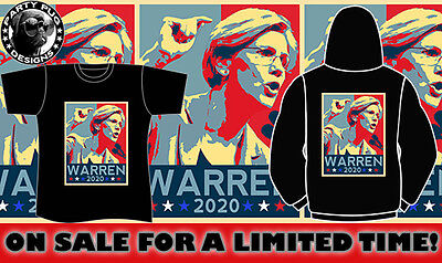 Elizabeth Warren For Prez 2020 T-Shirt & Hoodie
