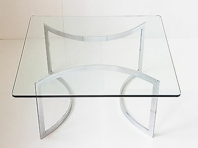 Henry Neuman : Coffee Table Square Edition Pace Collection 1970 Vintage 70's
