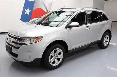 2011 Ford Edge SEL Sport Utility 4-Door 2011 FORD EDGE SEL 3.5L V6 REAR CAM ALLOY WHEELS 74K MI #B47809 Texas Direct