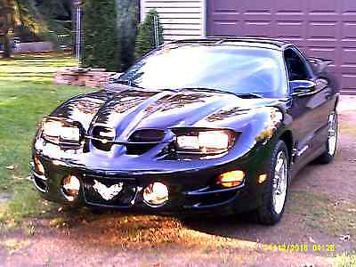 2000 Pontiac Trans Am RAM AIR WS6 NEW 2000 PONTIAC TRANS AM RAM AIR WS6  Collectors Dream