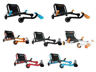 Ezy Roller Classic No-Pedal Snake Kart RRP £99.99