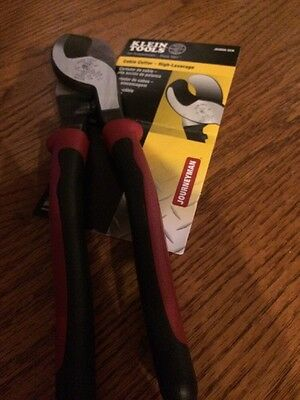 KLEIN Tools High-Leverage Cable Cutter J63050-SEN
