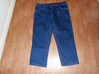 RM Williams Blue Jeans size 38S  , Style TJ213, Good Condition