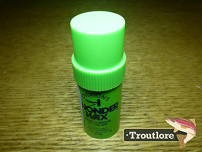 Overton's Wonder Wax Magnetic Adhesive Dubbing Wax - New Fly Tying Materials