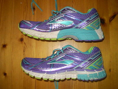 Brooks Adrenaline Gts Running Shoes Kids Size Us 5 Good Condition