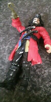 captain hook toy figure