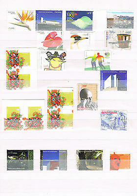 petit lot PORTUGAL TIMBRES NEUFS