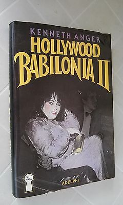 Kenneth Anger Hollywood Babilonia Ii Adelphi 1986