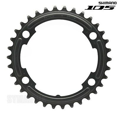 Shimano 105 FC-5800 Inner Chainring 2x11 speed, 110mm BCD, * 34T * 36T * 39T *