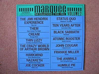 Marquee Collection Vinyl LP 1883 Mean Records