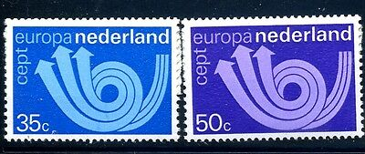 Europa Cept Pays-Bas 1973 N**