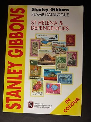 Stanley Gibbons St. Helena & Dependencies 2005 Catalogue
