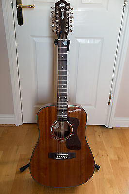LOWER PRICE!!! Guild Westerley 1212E 12-String Electro Acoustic, with Case