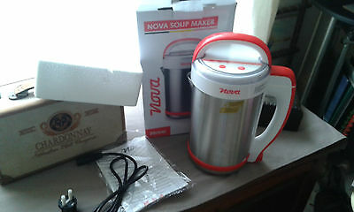 "blender soup maker nova 1L3. ""NEUF"""
