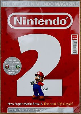 Official Nintendo Magazine issue 83 July 2012