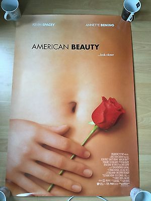 American Beauty original 1999 US one sheet poster