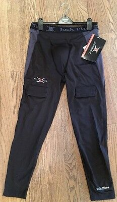 Hockey Jock Plus Compression Pants (Adult Large) New With Tags