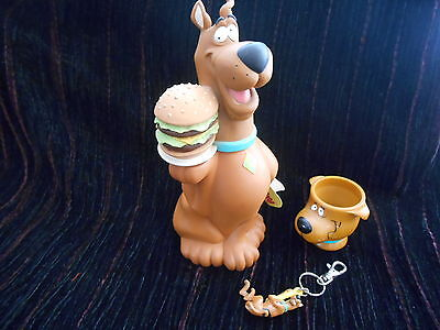 Retro SCOOBY DOO COLLECTION Vintage Character EGG CUP Character DOG CARTOON Lot