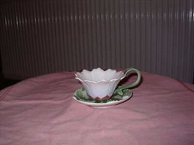 Collectable Franz Porcelain  Cup And Saucer Fz00793