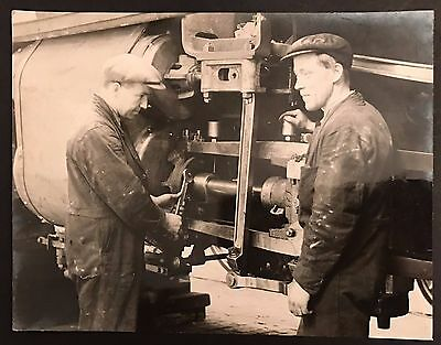 Derry Railway Photograph Trains Railways Fitters Sloan & Lee Londonderry