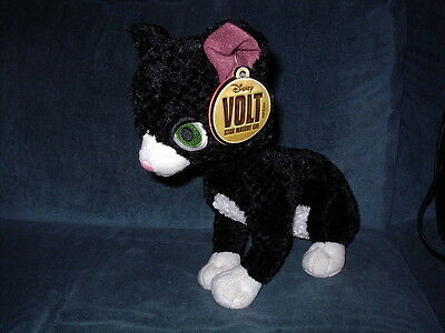 Disney Volt Mittens Cat  With Tags
