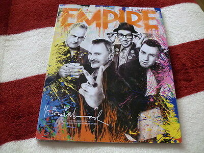 Empire Film Magazine (Uk) Subscriber Edition~Feb 2017 Trainspotting 2 Cover