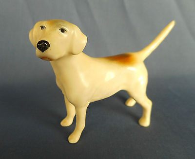A Beswick Foxhound ~ Scarce Matt Finish ~ Model 2263 ~ Very Fine !