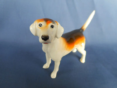 A Beswick Foxhound ~ Model 2263 - Standing Looking Left  ~ Lovely Condition !