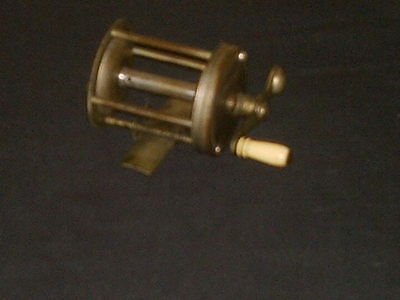 Vintage Bait cast fishing reel Early Winchester? model Special.