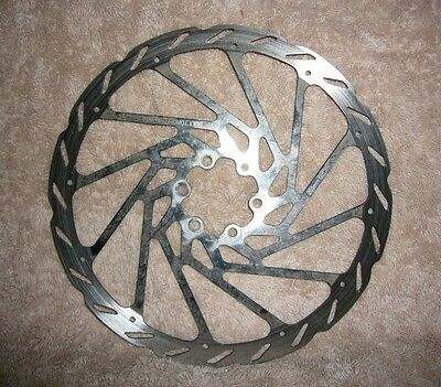 Avid G2 203mm disc rotor, used, in excellent condition!