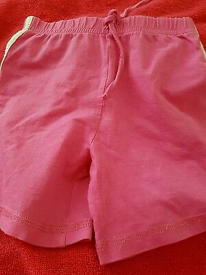 lovely girls Adams fashion shorts age 18-24 months