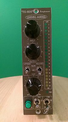 Lindell Audio 7X-500 IGS Made in England 500-Series F.E.T. Compressor