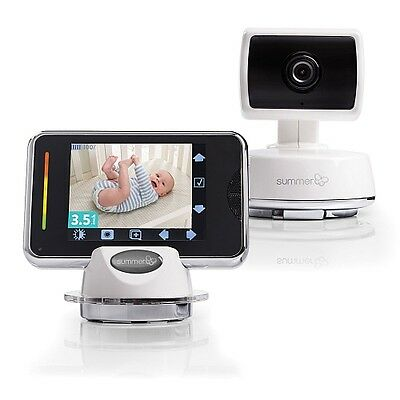 Summer Infant Baby Touch Digital Colour Video Baby Monitor