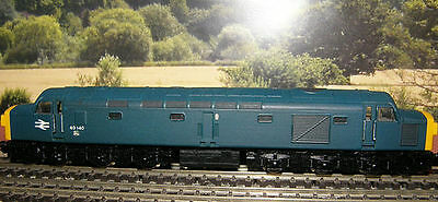 Graham Farish Clas 40 140 Blue livery runs well - Rare to find