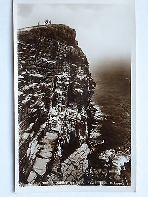 Cliff Climbing Orkney