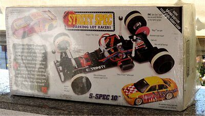 TEAM trinity street spec 1:10 ON ROAD PAN CAR VINTAGE new in box NO BOLINK TRC