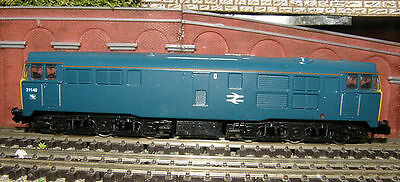 Graham Farish N gauge Class 31 140 Blue No: 8065