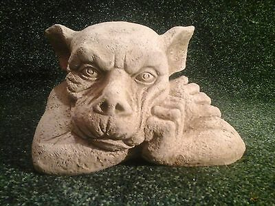 Latex Rubber Mould Molds Mold of a Gargoyle Detailed Thick Mould