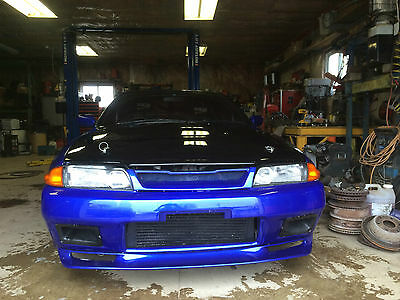 1991 Nissan GT-R GTST 1991 NISSAN SKYLINE R32 HUGE TURBO 460 WHP USA LEGAL! RB25DET BEAUTIFUL