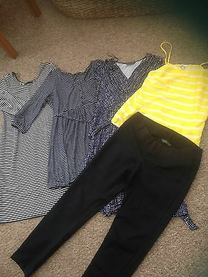 Maternity Clothes, Size 12, 14 and 16