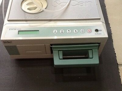 Autoclave: SciCan Statim 5000S used with printer
