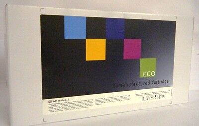 ECO CE320A Black Remanufactured Toner Cartridge for HP CP1525, CM1415