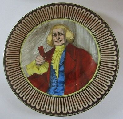 """**RARE** Vintage Royal Doulton Plate """"The Squire"""" Professional Series D6284"""