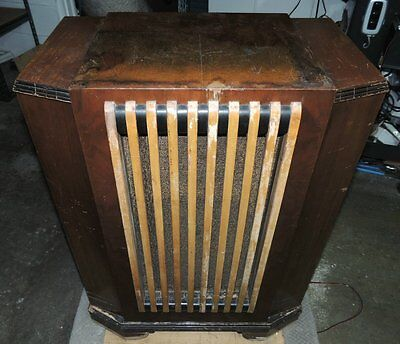 """Jensen Imperial Type C-1300 With Q Tweeter - Same 15"""" Spk Western Electric 753A"""