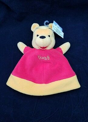 Nwt Disney Store Plush Winnie The Pooh Child Hat Size Sm 180-A28