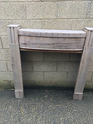 Reclaimed Oak Fire Surround