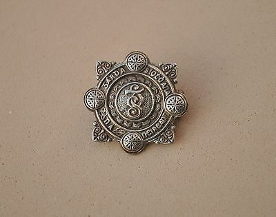 Vintage Garda  Siochana Police   badge  Ireland / Irish Police