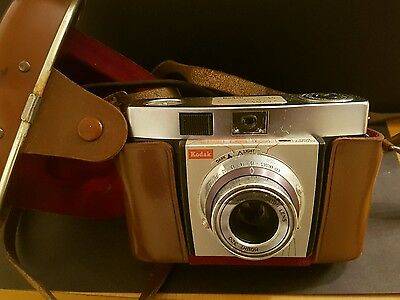 Kodak ColorSnap 35 Model 2 Camera with Case