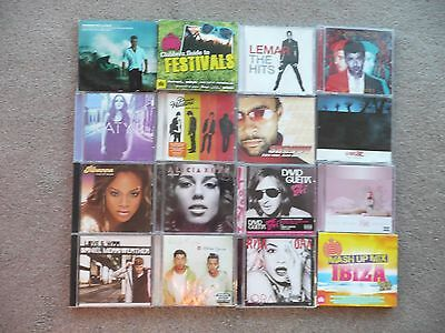 Job Lot Bundle 16 Cds Various Artists